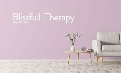 Blissful Therapy – Veggmaling