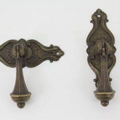 Håndtak med antikk utseende