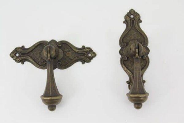 Håndtak med antikk utseende-Håndtak fra Fargegladehjem