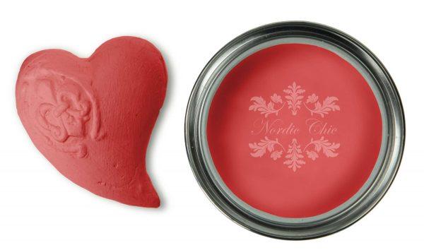 Hot Lips-Kalkmaling fra Fargegladehjem