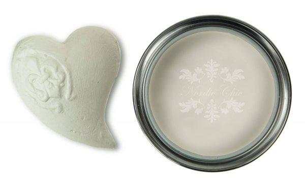 Whipped Cream-Kalkmaling fra Fargegladehjem