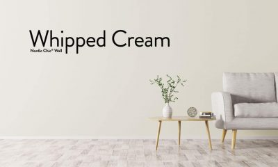 Whipped Cream – Veggmaling