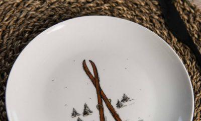 Sirdal Ski Middagstallerken 27cm