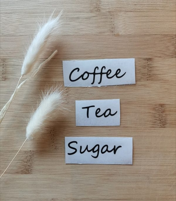 Coffee, Tea & Sugar